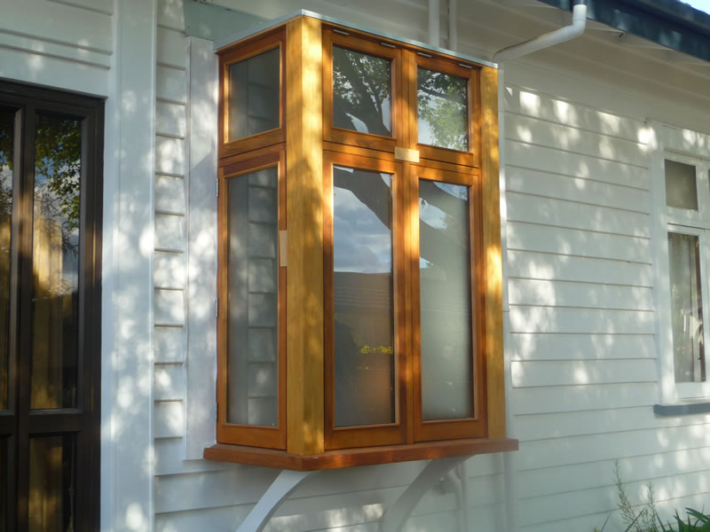 Sash Windows 07 Were Constructed By AK Joinery Ltd In Marlborough NZ