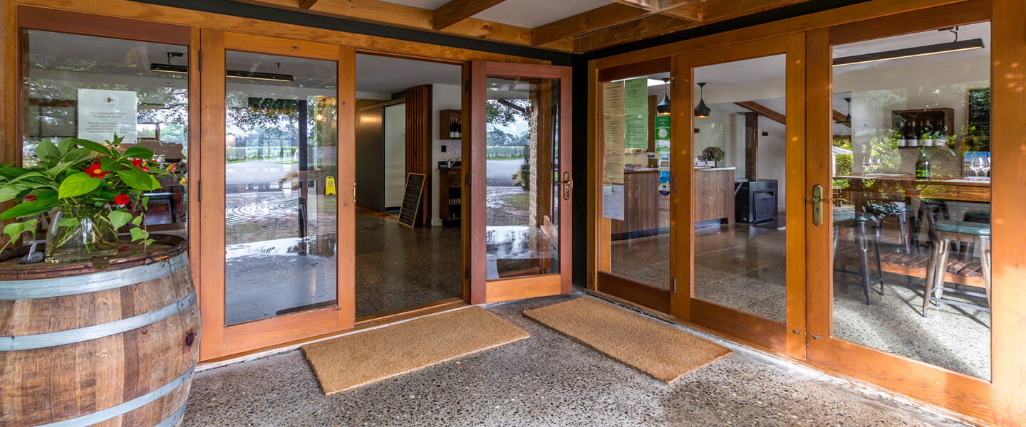 Solid Timber Doors By AK Joinery Ltd in Picton Marlborough